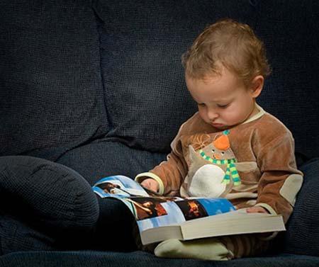 leyendo