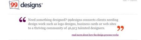 Logo de 99 designs