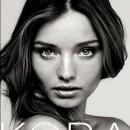 Miranda kerr posa para publicidad de Kora, un rostro hermoso y sano
