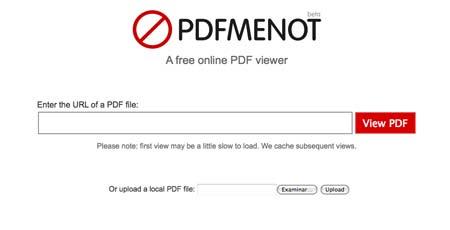 pdfmenot