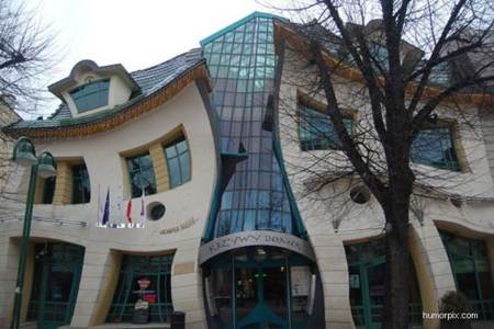 Casa distorsionada