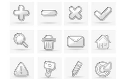 Free Minimal Set Icons