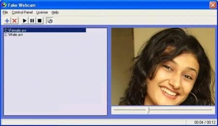 fakewebcam