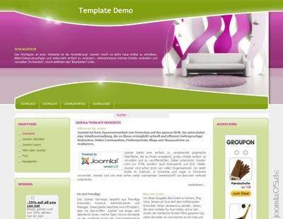 Descarga gratis 3000 templates para Joomla | portafolio blog