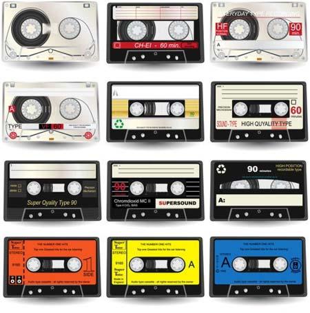 cintas de cassette portafolio blog. Black Bedroom Furniture Sets. Home Design Ideas