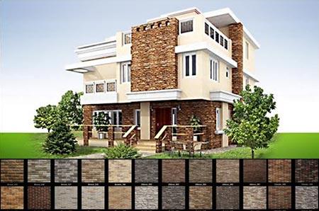 Texturas para arquitectura portafolio blog for Programas de 3d para arquitectos