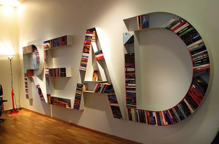 12 modernas y creativas librerías | portafolio blog