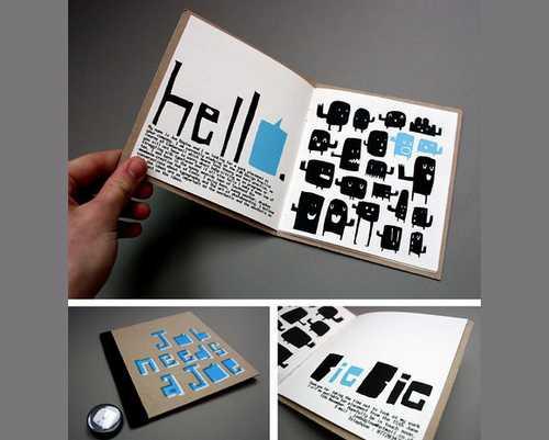 6 dise os creativos para hacer folletos portafolio blog
