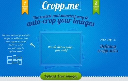 cropp.me recorta imagenesde manera online y gratis