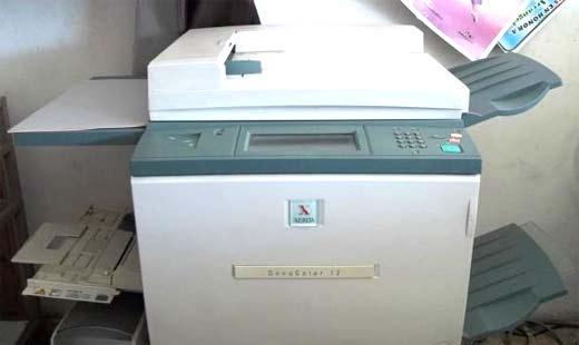 Xerox Docucolor 12, una de las mejores impresoras
