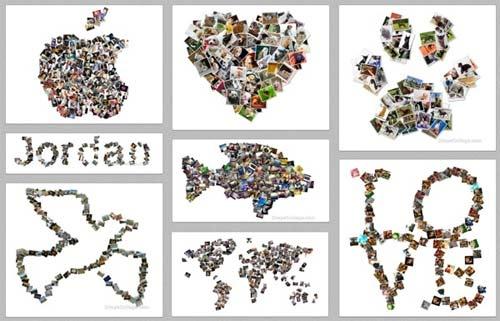 Como hacer collages portafolio blog - Como hacer un collage de fotos a mano ...