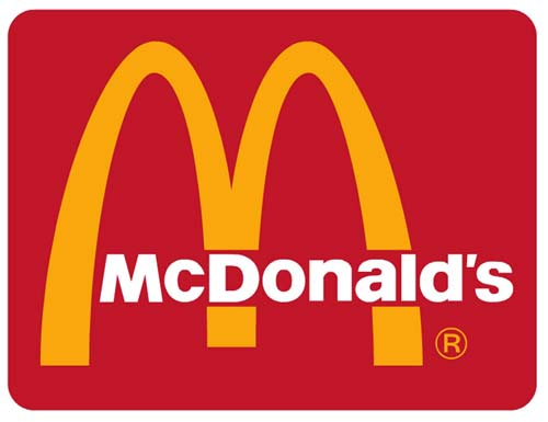 Colores Logotipo McDonalds