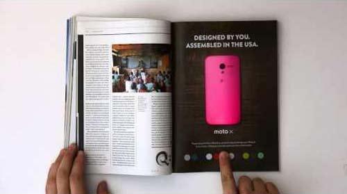 Motorola Anuncios