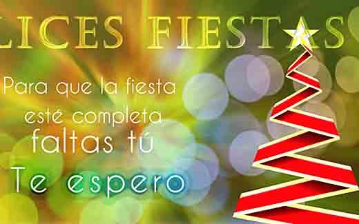 PSD tarjeta navideña