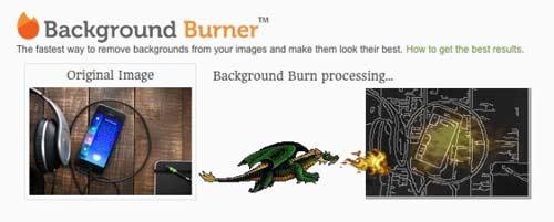 Cómo eliminar fondos fotos