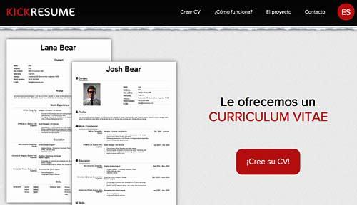Curriculum información