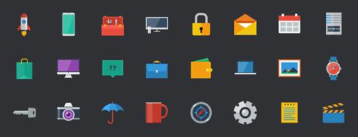 iconos gratis de diseño