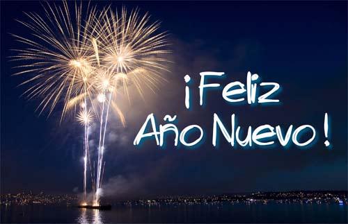 Felicitaciones de Año Nuevo