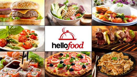 hellofood monterrey esta aplicación muestra los 160 restaurantes que están en linea con esta aplicación