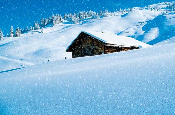 Como agregar el efecto de nieve en Adobe photoshop. Tutorial.