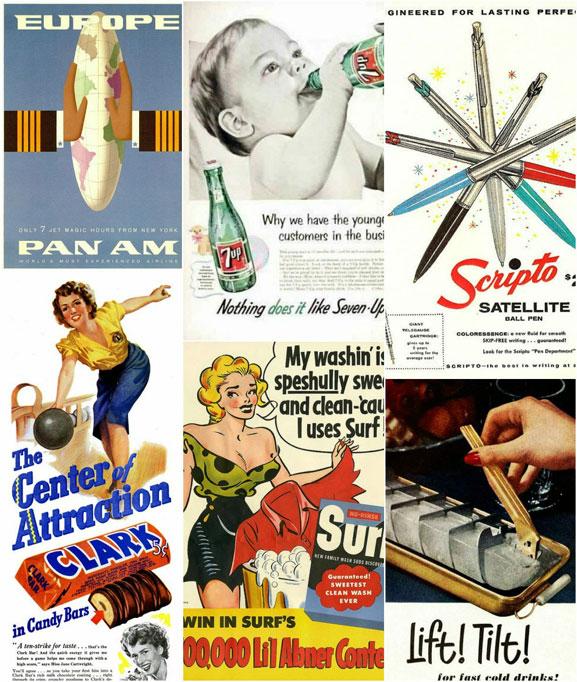 Imágenes vintage y retro para descargar completamente gratis.  Cultura antigua representada en imágenes,