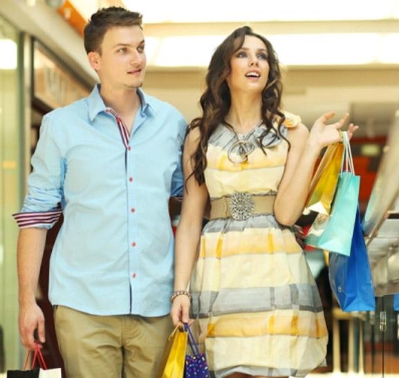 De compras en pareja