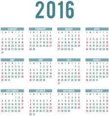 Almanaque 2016 gratis