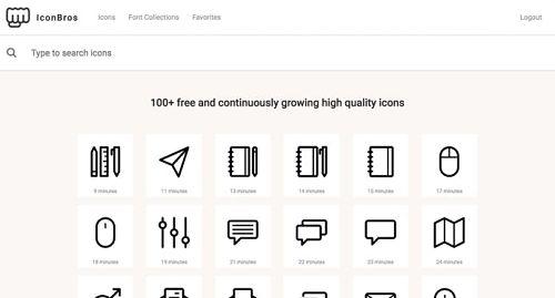 Iconos gratis en descarga