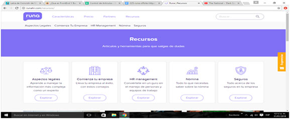 runa, software para gestionar personal